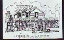 1987  -- SAINT SULPICE SUR RILLE  AUBERGE LA JARDINIERE