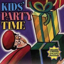 Kid's Party Time by Various Artists [CD, Music, Children's, 2005] NEW, Sealed