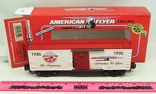 American Flyer ~ 6-48324 50th Anniversary Commemorative Boxcar