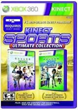 Kinect Sports -- Ultimate Collection (Microsoft Xbox 360, 2012) VG#