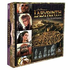 Jim Henson's Labyrinth Board Game River Horse  NEW Factory Sealed ***IN STOCK***