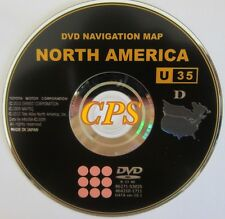 10.1 Update 2007 2008 2009 Toyota Solara Camry and Hybrid Navigation DVD Map