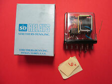 NEW IN BOX SD STRUTHERS-DUNN RELAY 219XBXP 120 V 50 / 60 HZ (DR1A-2)
