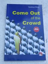 COME OUT OF THE CROWD Book India