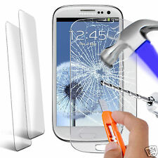 Twin Pack - Genuine Tempered Glass Screen Protector for Samsung Galaxy S3 i9300