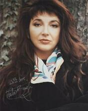 Kate Bush Preprint 3 Photos Hand Signed 8x10 Autograph 3 Photographs Prints NEW