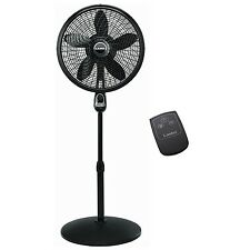 Lasko 18 Inch Oscillating Cyclone Pedestal Stand Fan with Remote Control | 1843