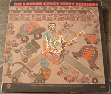 """Album By Chuck Berry, """"The London Chuck Berry Sessions"""" on Chess In E Condition"""