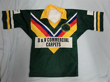 #ZZ. WINDSOR RUGBY LEAGUE  PLAYER'S JERSEY - CARPETS