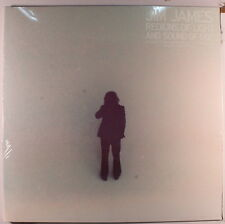 JIM JAMES: Regions Of Light & Sound Of God LP Sealed (w/ download of the album)