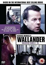 Wallander: Collected Films 8-13 [Swedish Series] (DVD)~~~Krister Henriksson~~NEW