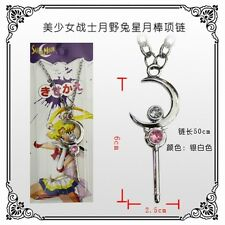 SAILOR MOON NECKLACE MARS JUPITER MERCURY VENUS MANGA COSPLAY CIONDOLO COLLANA 5
