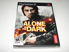 Alone in the Dark (Sony PlayStation 2, 2008) PS2  Brand New Factory Sealed