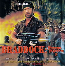 Braddock: Missing In Action III [3] - OST Intrada | Jay Chattaway | CD