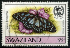 Swaziland 1987 SG#521, 35c Butterfly Definitive Used #D40278