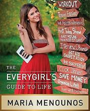 The EveryGirl's Guide to Life, Menounos, Maria, Good Book