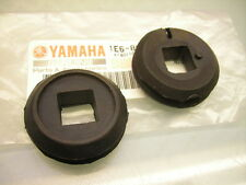 2x XS 750 SR 500 REAR TURN SIGNAL INDICATOR FLASHER RUBBER DAMPER FRAME MOUNTING