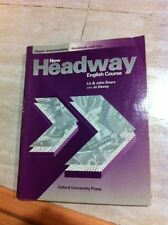 Libro Inglés -  Headway Upper Intermediate Student's Book