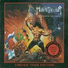 Warriors of the World by Manowar (CD, Dec-2002, Nuclear Blast)