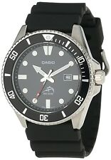 Casio MDV106-1A Mens Duro 200M Modern Analog Diver Sports Watch Resin Band NEW