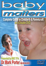 BABY MATTERS - THE COMPLETE GUIDE TO CHILDBIRTH AND PARENTHO - DVD - REGION 2 UK