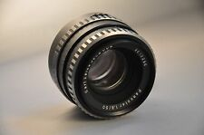 Carl Zeiss PANCOLAR 1.8/50mm Zebra M42 German Lens Screw Mount