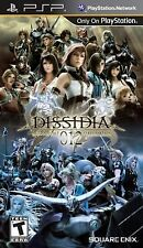 Dissidia-012-duodecim-Final-Fantasy-Sony-PSP-Brand-New