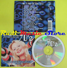CD NO.1 HITS OF THE 70'S compilation 2000 GAYNOR CHRISTIE PAYNE (C6) no mc lp
