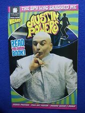 ~~ AUSTIN POWERS SPECIAL EDITION W/PULL OUT POSTER ~1999 ~~