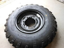 New ATV UTV SxS Tire Wheel 12x6 Rim Polaris Kenda K590 25 8 12 1521713-067