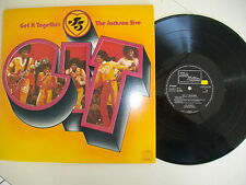 JACKSON 5...LP 33T ALBUM Gimmixcover...GET IT TOGETHER...1973 GERMANY
