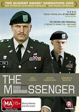 THE MESSENGER 2009 = WOODY HARRELSON = PAL 4 = SEALED