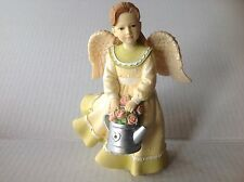 "Betty Singer ANGELS AMONG US ""GRANDMA'S LITTLE ANGEL"" 2006 Figurine Signed"