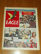 EAGLE #32 VOL 3 NOVEMBER 14 1952 BRITISH WEEKLY DAN DARE SPACE ADVENTURES*