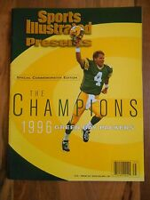 Old Vintage Sports Illustrated Presents Champions 1996 Green Bay Packers Comm Ed