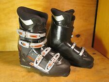 Nordica B Multi Macro Black Red Used Ski Boots 28.0 Mondo - BB15