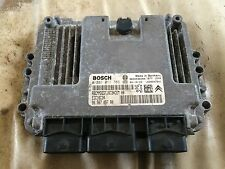 peugeot citroen bosch 0281011783 9656709780  immo off plug and play EDC16C34
