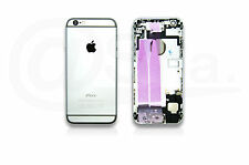 PRE FULL ASSEMBLED Metal Chassis Replacement Housing Back Cover for iPhone 6 UK