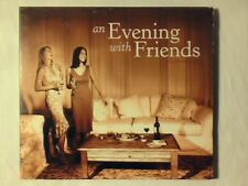 CD An evening with friends MOZART BACH PUCCINI SCHUBERT COME NUOVO LIKE NEW!!