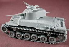 Milicast BJ12 1/76 Resin WWII Japanese Type97 Tank