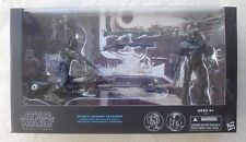 IMPERIAL SHADOW SQUADRON Star Wars Black Series Speeder Bike Scout Stormtrooper