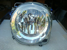 FARO  ANTERIORE SINISTRO -LEFT FRONT LIGHT  JEEP RENEGADE 51953109 REG.MANUALE