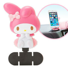 My Melody Smartphone Stand Ribbon Pink ❤ Sanrio Japan Car Goods