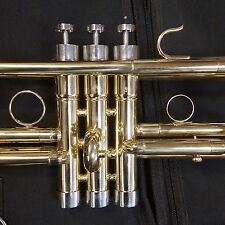 Berkeley  Heavy Cap Jazz Trumpet in C ( Monette style )