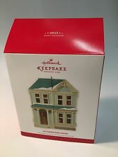 Hallmark 2013 Victorian Dollhouse KOC Event Ornament 30 SIGNATURES House Club