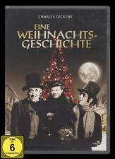 DVD EINE WEIHNACHTSGESCHICHTE - CHARLES DICKENS (Weihnachten) *** NEU ***