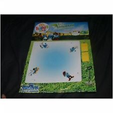 McDonalds Smurfs pop-out / cut out windmill toy uk