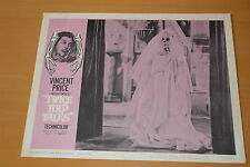 VINCENT PRICE TWICE TOLD TALES 1963 VINTAGE LOBBY CARD # HORROR SCI-FI