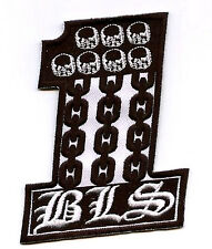 HEAVY METAL BLACK LABEL SOCIETY BLS PATCH SERIES: BLACK LABEL SOCIETY SDMF #ONE