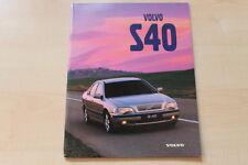 77756) Volvo S40 Prospekt 1998